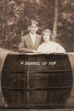 Oh yes, definitely a barrel of fun happening here. lol