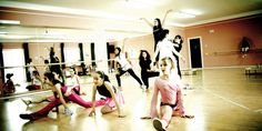 Jazz Class for Adults