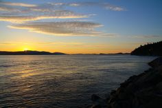 More Pender Sunset