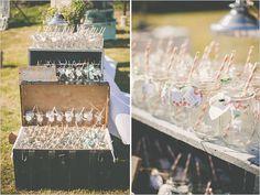 personalized wedding mason jars