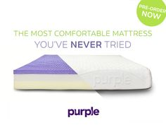 Purple: The Latest Technology in Comfort and Sleep project video thumbnail