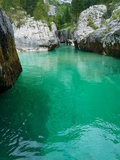 BOVEC , SLOVENIA Soca Gorge.  Follow also www.flickr.com/photos/voteltravels