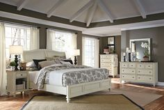 Aspenhome | Cottonwood Bedroom Set