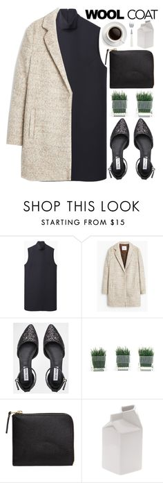 """""""Wool Coat - Polyvore Contest"""" by evangeline-lily ❤ liked on Polyvore featuring…"""