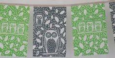 owl linocut images - Google Search