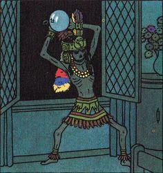 Les 7 boules de cristal ~La sinistre apparition de la momie de Rascar Capac