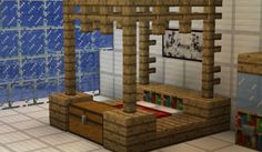 vanilla minecraft furniture - - Yahoo Image Search Results