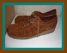 """OMG! GASS shoes.. my favorite in elementary school.. Remember the """"GASS"""" footprint you made in the dirt?"""