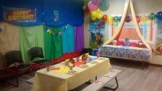 Jump2It:  Paw Patrol themed birthday party