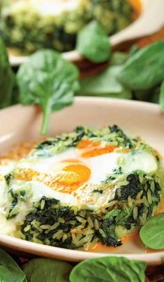 Orez cu spanac Veggie Recipes, Vegetarian Recipes, Cooking Recipes, Healthy Recipes, Good Food, Yummy Food, Happy Foods, Mediterranean Recipes, Easy Meals