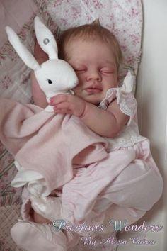 New-Reborn-Baby-Doll-Kit-ABIGAIL-By-Reva-Schick-LDC-Kits-21-034-New-Release