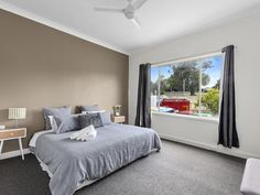 """The Ugly Duckling CBD and Showgrounds. The """"Ugly Duckling"""" might not be the prettiest piece of Real Estate on the block, but its location less than from. Outside Toilet, Iron Board, Ugly Duckling, Heating And Air Conditioning, Property Management, Being Ugly, Real Estate, Homes, Bedroom"""