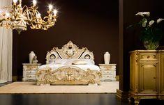 Victorian Bedroom Olimpia – Victorian Furniture