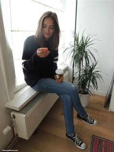 Polienne | a personal style diary: STUDY MODE