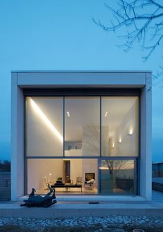 Claesson Koivisto Rune have designed the Widlund House in Sandvik, Öland, Sweden.