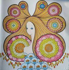 Flower Fairy From Shampoo