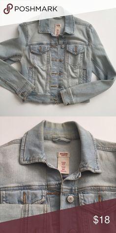 Mossimo Faded Wash Jacket - NWOT - Never Worn - Mossimo Faded Wash Jacket - NWOT - Never Worn - Enjoy! Mossimo Supply Co. Jackets & Coats