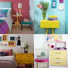 <p>Que tal modernizar o seu quarto e deixá-lo ainda mais incrível apenas trocando, pintando ou reformando a sua mesinha de cabeceira? Este móvel, super bem-vindo em qualquer quarto (afinal, é lá que ficam seus livros, a luminária, o despertador, o celular carregando…), dará outro ar ao ambiente se tiver um design cool. Por isso, trouxemos […]</p>