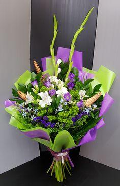 Flower Boquet, Bouquet Wrap, Beautiful Bouquet Of Flowers, Exotic Flowers, Floral Bouquets, Contemporary Flower Arrangements, Church Flower Arrangements, Beautiful Flower Arrangements, Floral Arrangements