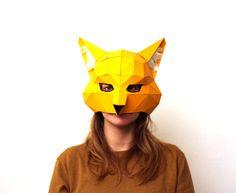 Mascara Zorro 3D