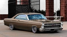C10 Chevy Truck, Ford Trucks, Cool Old Cars, Custom Muscle Cars, Ford Fairlane, Ford Motor Company, American Muscle Cars, Classic Cars, Classic Style