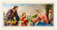 La Santa Famiglia di Nazareth: PREGHIERE ALLA SANTA FAMIGLIA