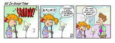Chris Kemp Cartoons