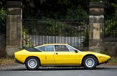 Lamborghini Urraco, 1974