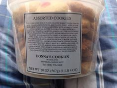 Donna's Cookies (Honokaa, Big Island). The shortbread are the yummiest--but buy a big assorted tub and enjoy them on your entire visit to Hawaii! You can buy these at KTA stores, but droop by the shop (early in the day) to see the ladies who make them.