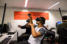 University of Sydney students are receiving in-the-field experience and journeying to new territories – from foreign lands to the outer reaches of space – all without leaving campus. Last night, as part of Sydney Innovation Week, the University officially launched its new Immersive Learning...