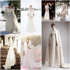 Sposa d inverno  gli abiti più chic per un matrimonio nei mesi invernali 8aa6ab4fba4