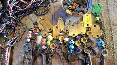 Gypsy, Beaded Bracelets, Fish, Studio, Jewelry, Fashion, Moda, Jewlery, Jewerly
