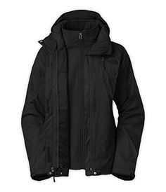37f8545fa2 Womens The North Face Condor Triclimate Jacket Black Size XSmall    Check  out the image