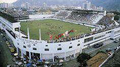 Vila Belmiro - o Estádio do meu Peixe