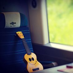 Hope you have a First Class weekend with plenty of #ukulele in it!  @lorraine_bow #flashbackfriday