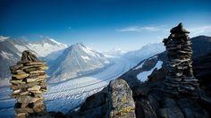 Aletsch, la route du grand glacier   Suisse Tourisme