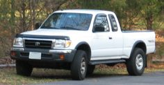 1st Gen 1998-2000 Tacoma extended cab