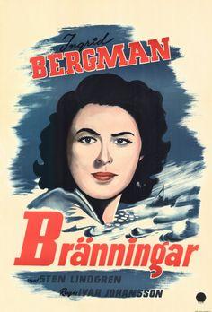 Прибой Bränningar, 1935 .