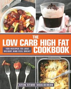 The Low Carb High Fat Cookbook: 100 Recipes to Lose Weight and Feel Great -- Find out more about the great product at the image link.