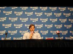Dirk Nowitzi post game 5  Mavericks  loss to the Rockets