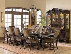 Perfect Formal Dining Room Sets For 8