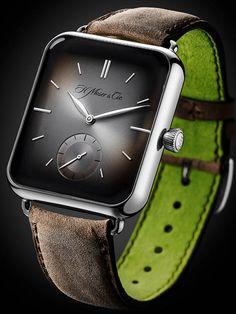 La Cote des Montres : La montre H. Moser & Cie Swiss Alp Watch - Connecter, déconnecter ou reconnecter ? Le nouveau combat de l'horlogerie suisse