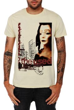 The Used Album Slim-Fit T-Shirt   Hot Topic