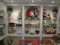 Christmas Decorations at Bololô Store!