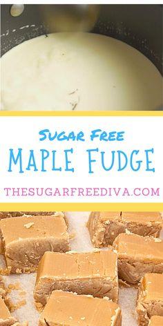 Sugar Free Frosting, Sugar Free Baking, Sugar Free Treats, Sugar Free Desserts, Sugar Free Recipes, Fun Desserts, Delicious Desserts, Diabetic Desserts, Healthier Desserts
