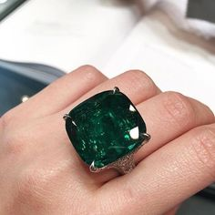 #ILoveEmeraldsICanNotLie 25 cts Emerald