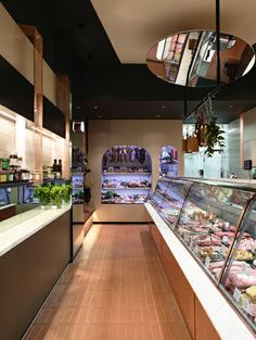 Retail Interior Design By Fiona Lynch Office For Peter Bouchier Hawksburn Village Photography Derek Swalwell Garretts Butchers