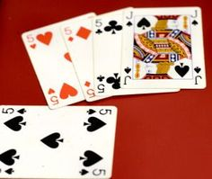 #cribbage 29 hand, the best cribbage hand. Cribbage statistics http://www.rubl.com/rules/cribbage-statistics.html