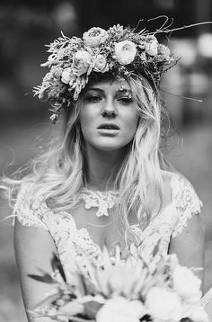 White Meadow Bride