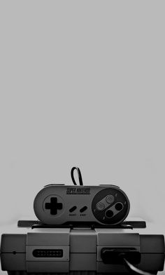 Super Nintendo - My first gaming console. Mine still works.